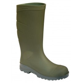 Wayne Polyurethane Safety Boot with Midsole
